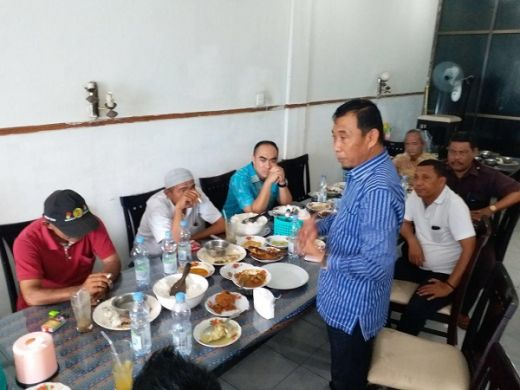 Serap Aspirasi Warga, Irvan Herman Napak Tilas ke TIM Pemenangan Herman Abdullah saat Pilgubri 2013 di Bengkalis