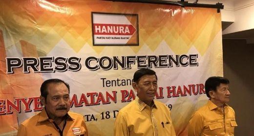 Mundur dari Ketua Dewan Pembina Hanura, Wiranto: Saya Ingin Fokus di Wantimpres