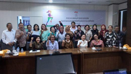 Maksimalkan Peran Perempuan, KOI Lahirkan Women in Sports