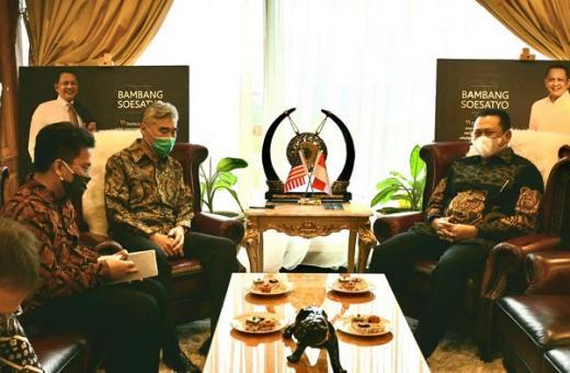 Indonesia Ingin Jadi Tempat Peluncuran Roket Space X