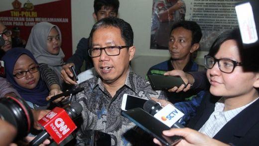 Joko Driyono Tak Membantah Soal Instruksikan Perusakan Barang Bukti di PSSI
