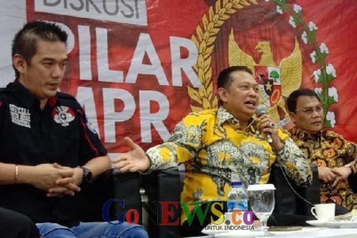 Bareng Komunitas Motor, MPR Berharap Pancasila Makin Membumi