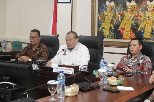 Antisipasi Pelambatan Ekonomi Global, Ketua DPD Kumpulkan Ketua Kadin Provinsi se Indonesia