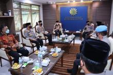 Bertemu di Yogyakarta, Ini yang Dibahas Kapolri dan Ketum Muhammadiyah