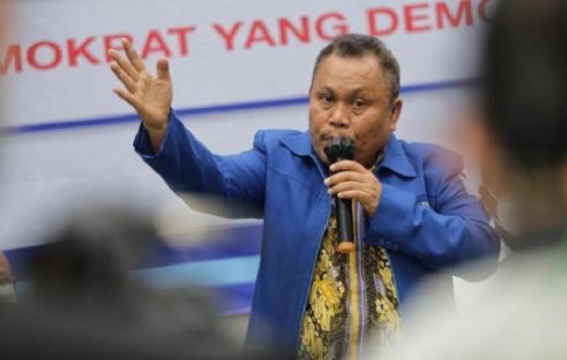 Mantan Ketua DPD Demokrat Sulsel Sebut Jhoni Allen Berbahaya, Lebih Ganas dari Virus Corona