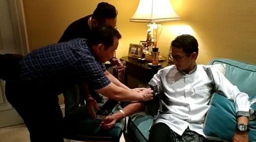 Kondisi Terkini Sandiaga Uno, Dokter Diagnosa Dua Penyakit Sekaligus