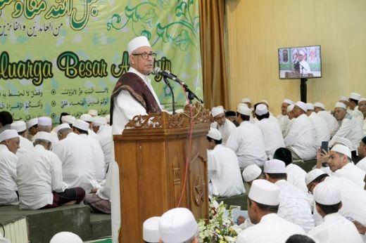 Habib se-Indonesia: Hasil Pemilu Penting, Tapi Persatuan Lebih Penting