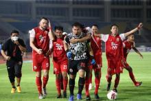 Penampilan Cemerlang Andritany Loloskan Persija ke Final