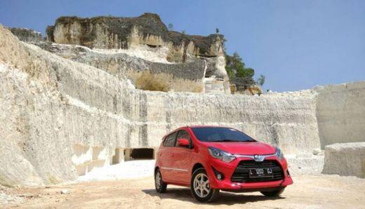 Wauw...Baru Satu Bulan Diluncurkan, Toyota Agya Terjual 5.000 Unit