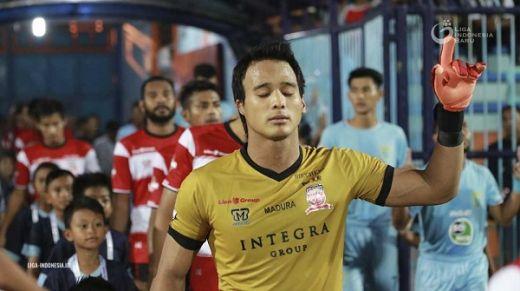 Ridho Ingatkan Madura United FC Tidak Jumawa