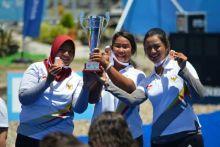Luar Biasa, Tim Panahan Putri Raih Perunggu di Kejuaraan Dunia 2016