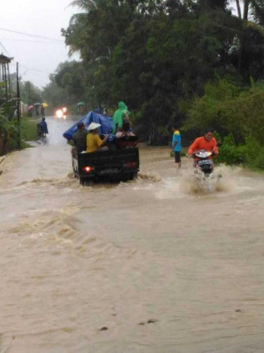 Banjir dan Longsor Jawa Tengah, 24 Orang Tewas dan 26 Orang Dinyatakan Hilang
