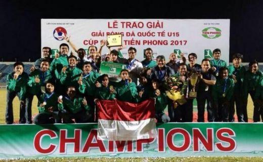Miris, Meski Juara dan Menang Besar 11-0 Atas China, Tak Ada Sambutan Istimewa untuk Timnas U-16