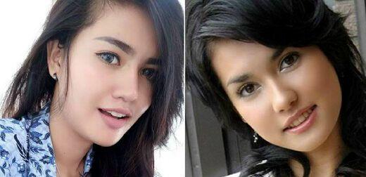Disangka Netizen Miyabi, Ternyata Wanita Cantik Ini PNS di Karawang