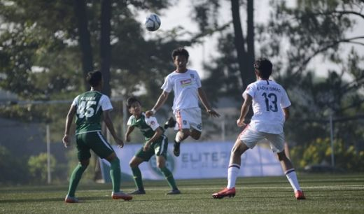 Bali United U 18 Imbang Lawan Persebaya