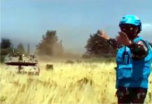 Nyali Besar Prajurit TNI Jadi Sorotan Dunia Usai Berani Hadang Tank Israel