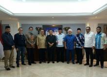 Pilkada Siak, DPW PAN Riau Ancam Beri Sanksi Kader yang Tak Dukung Pasangan Alfedri-Husni