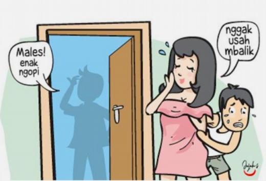 Akibat Suami Suka Mengeloyor, Istrinya Begituan dengan Pria Teman Kantor