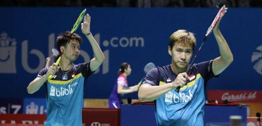 Kevin-Marcus Ketemu Li Junhui-Liu Yuchen di Semifinal