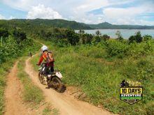 Wauw..., Lewati Hutan Belantara, Komunitas Ini Tempuh Rute Jakarta-Bukittinggi dengan Sepeda Motor Trail Selama 10 Hari