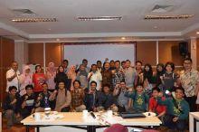 Minta Dukungan bagi Kontingen PON XIX Jawa Barat, Ketua KONI Riau Sambangi Mahasiwa di Bandung