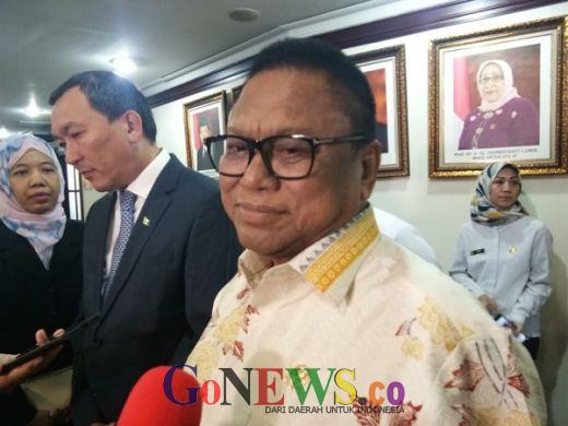 Ketua DPD Imbau Polisi Selesaikan Kasus Manokwari dengan Persuasif