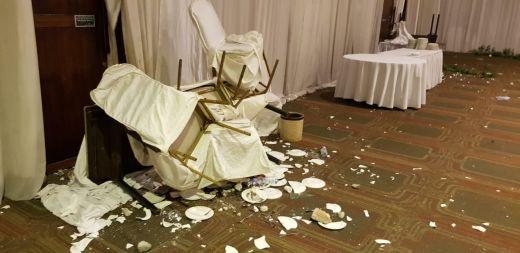 Penyerangan dan Pengrusakan Acara Munaslub MKGR di Hotel Sultan Dilaporkan ke Polisi