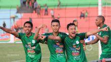 PSMS Curi Poin di Palembang