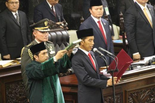 Hari Ini, MPR Lantik Presiden-Wapres Periode 2019-2024