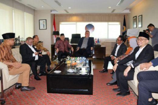 PKS Jadi yang Pertama Dikunjungi NasDem Usai Kabinet Diumumkan