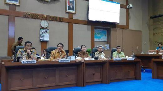 Pimpin Komisi Hukum-Banggar DPR Dikuasai PDIP, Gerindra Tak Dapat Kursi Ketua Komisi