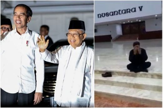Dari Hansip, TNI/Polri sampai Dukun Dikerahkan, Pelantikan Kok Jadi Horor?