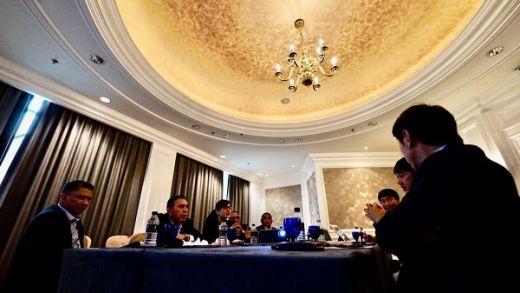 Tangani Sepakbola Indonesia Sebuah Tantangan Kata Shin Tae-Yong