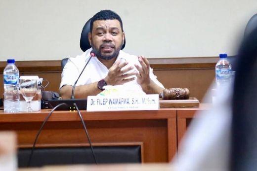 Pansus Papua Ungkap Sebab Terjadinya Baku Tembak yang Tewaskan 2 Prajurit