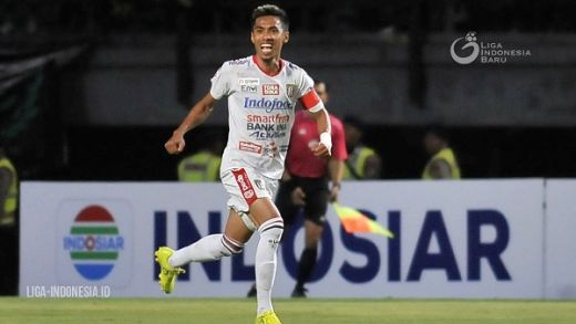 Fadil Sausu Kaget Masuk Nominasi Pemain Terbaik