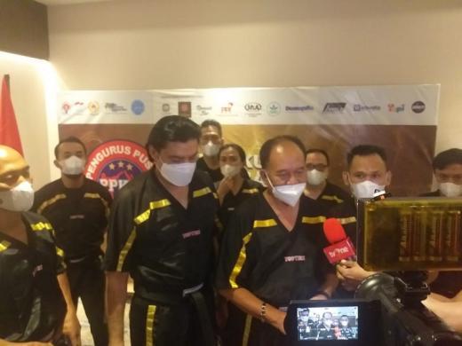 Hadapi Empat Multi Event, PP KBI Terjunkan Tiim Grading Kick Boxing