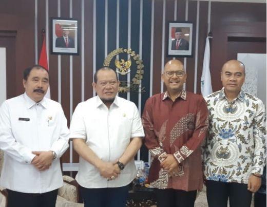 Ketua DPD RI Dukung Expo Indonesia En Mexico 2020