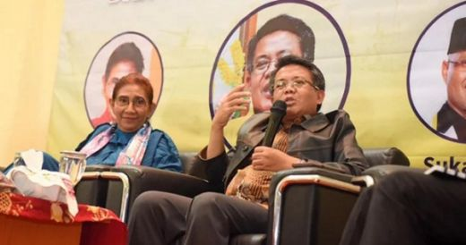 Bahas Natuna, Presiden PKS dan Susi Pudjiastuti Ngopi Bareng