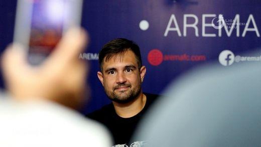 Felipe Americo Ingin Tambah Satu Kiper Untuk Arema FC