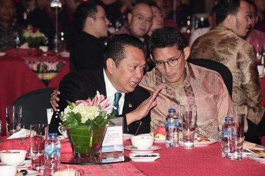 Bareng Sandiaga Uno, Bamsoet Dilantik Jadi Dewan Pembina e-Sport Indonesia