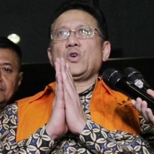 Mantan Ketua DPD Irman Gusman Divonis 4,5 Tahun Penjara