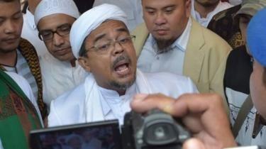 Iring-iringan Baracuda dan Truk Polri ke Bandara, Benarkah Habib Rizieq Shihab Pulang?