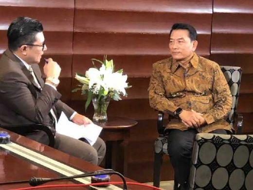 Sukseskan Pilkada Serentak, Moeldoko Minta TNI-Polri Jaga Netralitas