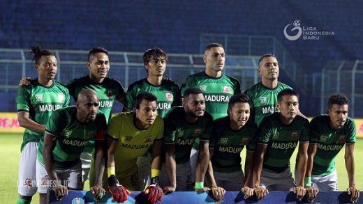 Ridho Yakin Madura United FC Raih Hasil Terbaik