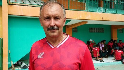 Igor Kriushenko Fokus Benahi Komunikasi Pemain