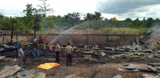 Tragis... 2 Balita Tewas Terbakar Saat Ayah Pergi Beli Pampers dan Ibu Lagi Mandi