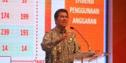 Menteri Asman: Kepala OPD harus Beri Contoh Positif kepada CPNS