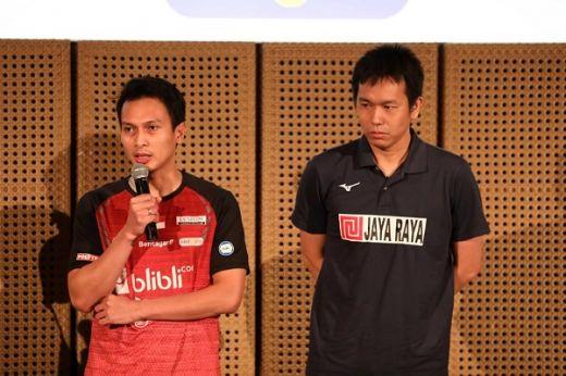 Hendra Setiawan dan Mohammad Ahsan Diguyur Bonus Rp450 Juta