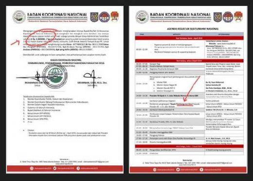 Agar Dapat Hadiri Silatnas dengan Jokowi, Kades se-Indonesia Diminta Rp 3 Juta