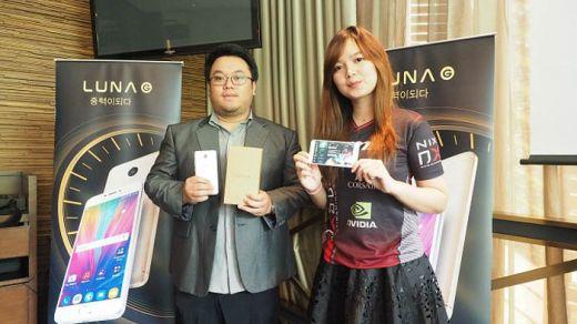Luna G Siap Gebrak Pasar Smartphone di Indonesia